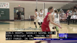 Shanley blows by West Fargo