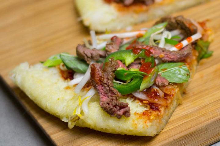 Pho Pizza Foodbeast Kitchen Foodbeast Recipes Foodbeast