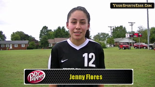 Flores Nets Another Hat Trick