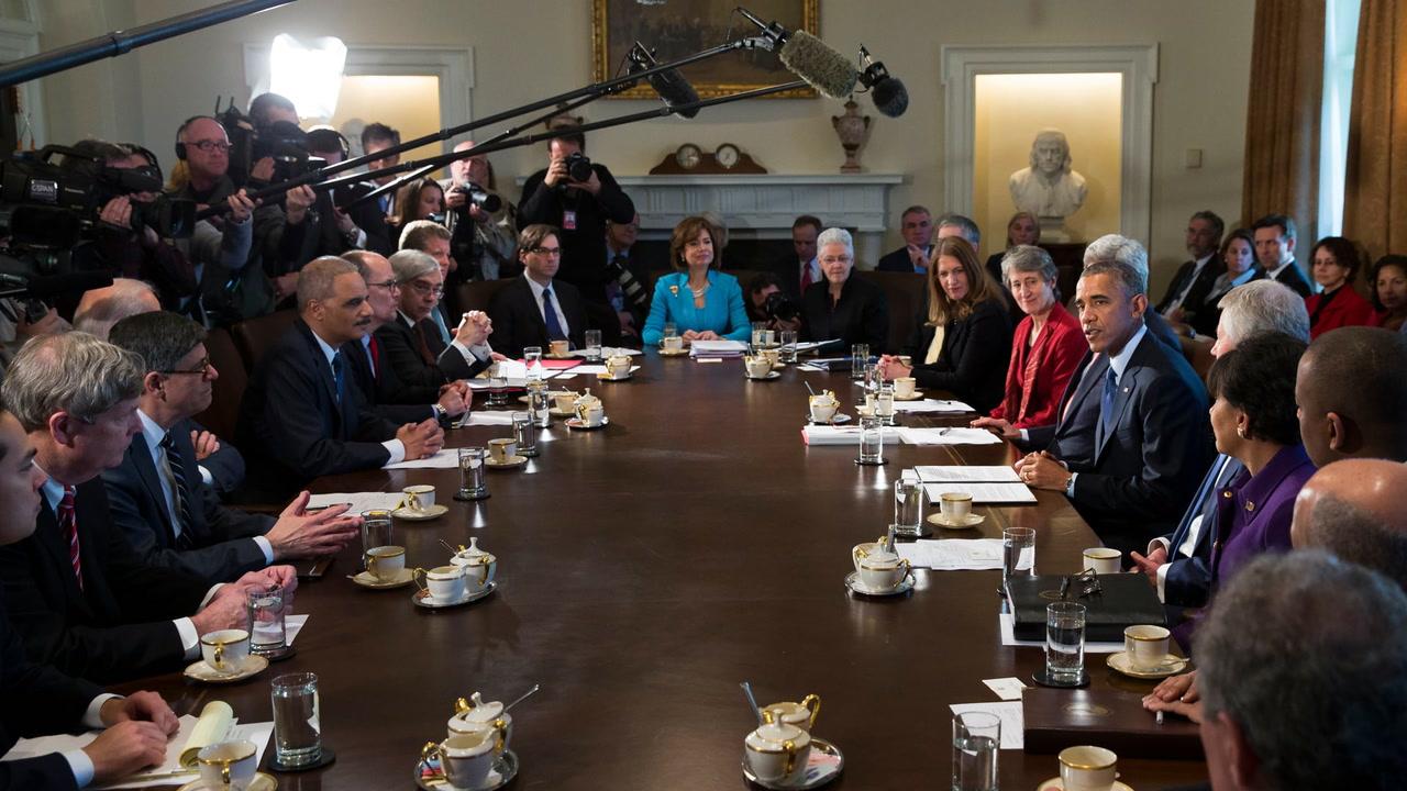 <em>L'ABC de la politique américaine #18</em>: le Cabinet fédéral [VIDÉO]