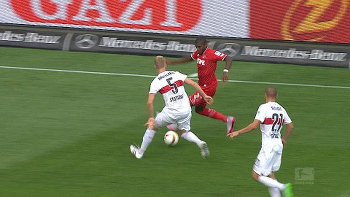 VfB Stuttgart - 1. FC Köln 1. - 45. (2015-2016)