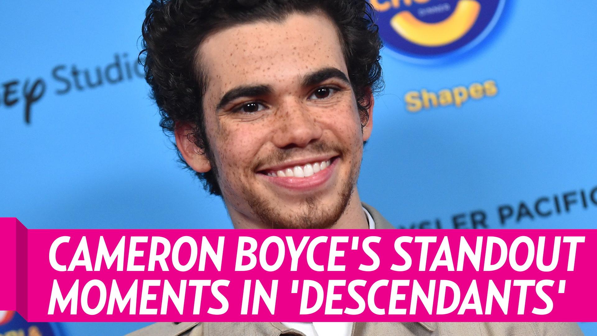 Cameron Boyce's Standout Moments In 'Descendants'