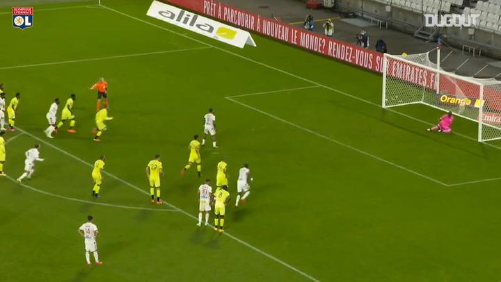 Memphis Depay nets hat-trick vs Dijon