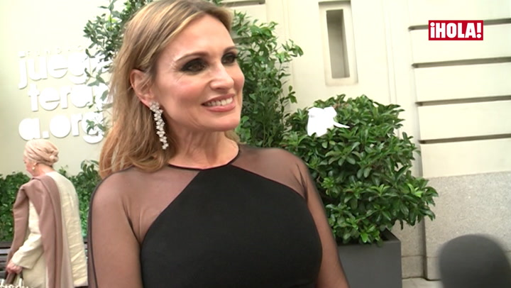 Ainhoa Arteta se pronuncia sobre la separación de sus amigos Athina Onassis y Doda Miranda