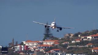 Fly i trøbbel på Madeira