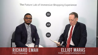 Cappasity makes immersive shopping experience a reality