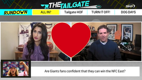 The Tailgate: The Giants are in a playoff race?!