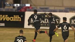 César Romero se luce y marca golazo con Switchbacks en la USL Championship