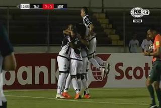 Tauro FC deja vivo al Motagua en Liga Concacaf
