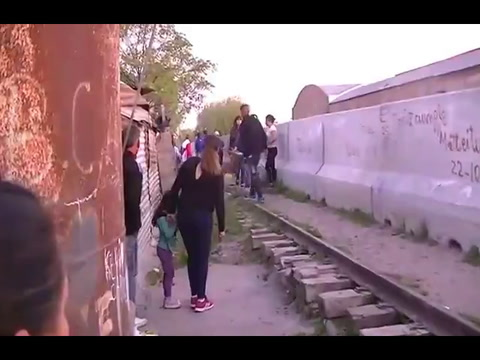 El video de la pelea previa al asesinato del sábado pasado en Arroyo Seco