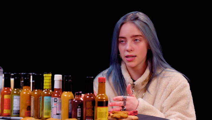 Billie Eilish: Hot Ones