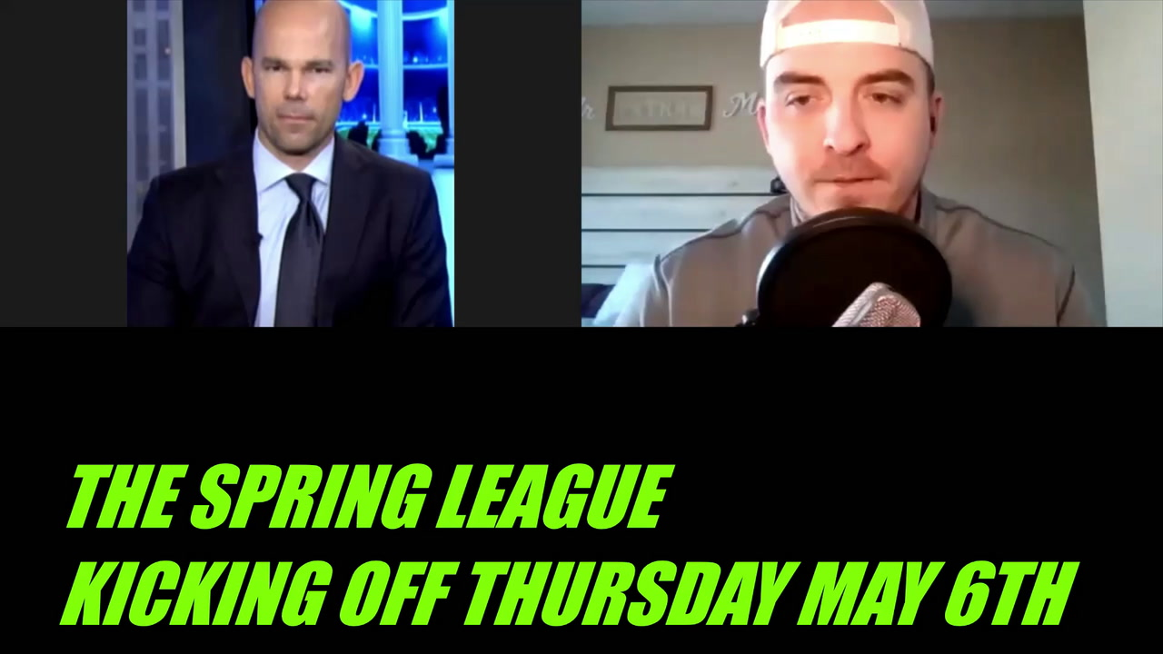 The Spring League Kickoff