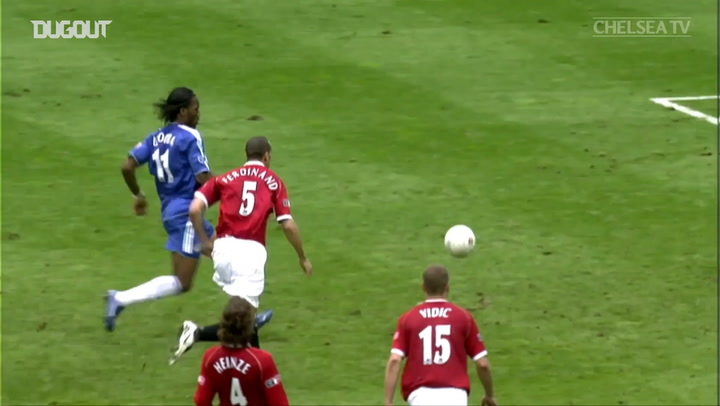 Best of Didier Drogba at Chelsea