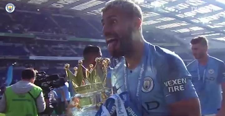 Sergio Agüero's Best Moments 2018/19