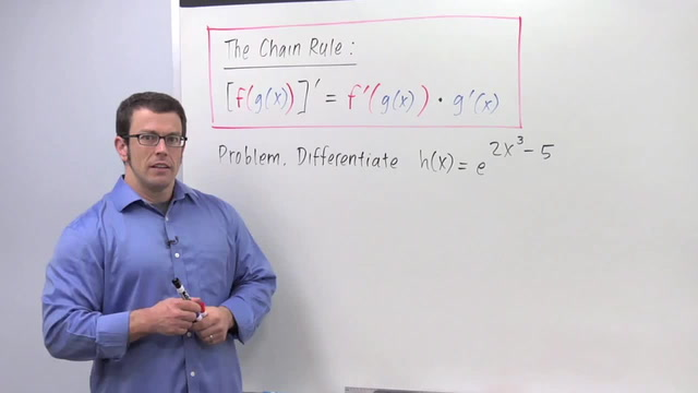 The Chain Rule - Problem 1