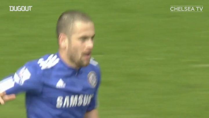 Golaços do Chelsea contra o Manchester United em Old Trafford