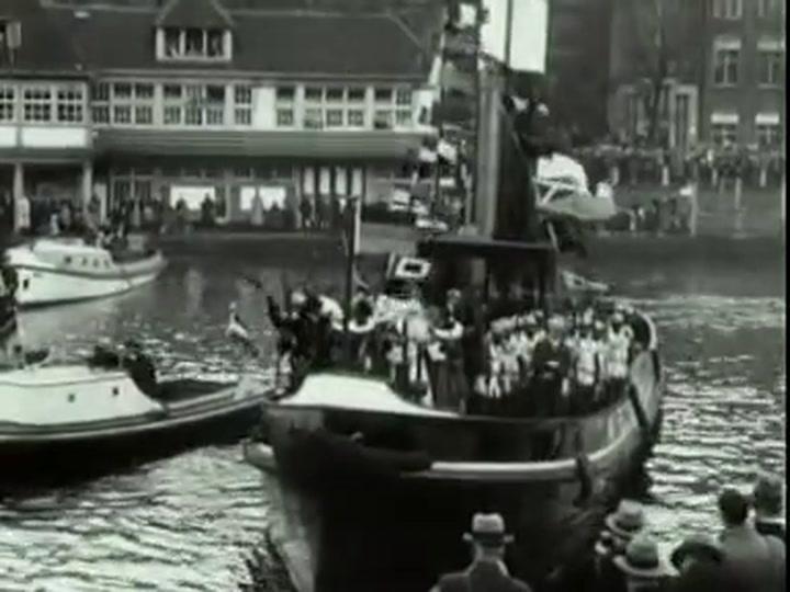 1934: Amsterdam
