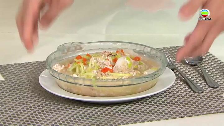 蟹肉上湯芋絲