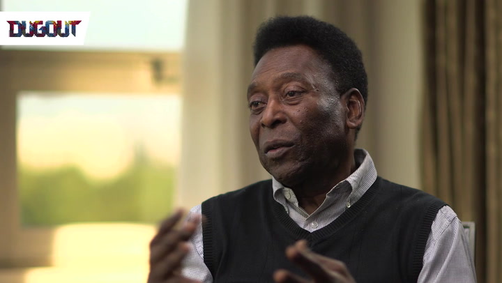 Pelé on the Ballon D'or, Messi and Ronaldo