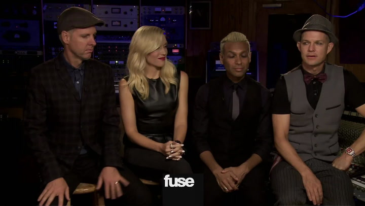 Inteviews: No Doubt on thier new album Push and Shove