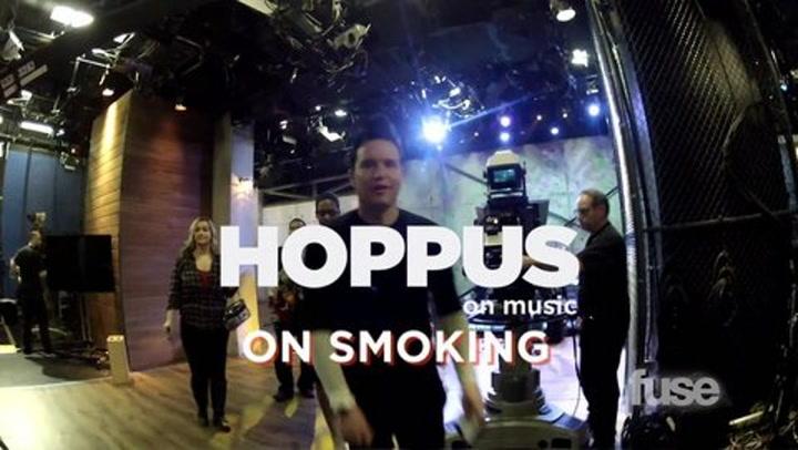 Shows: Hoppus On Music: Hoppus on On Smoking