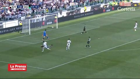 Cristiano Ronaldo se estrena como goleador en la Juventus con un doblete