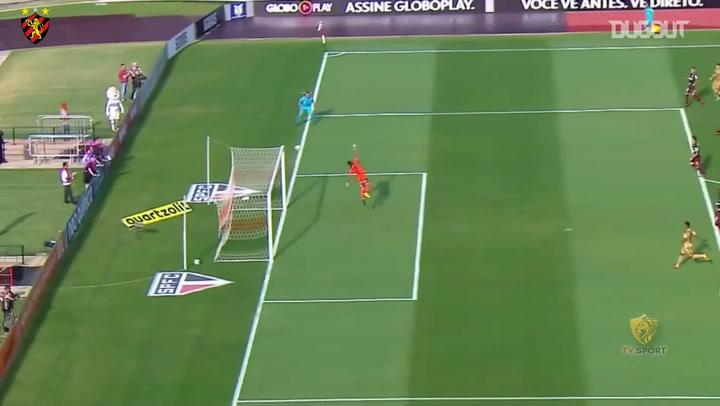 Anselmo's best Sport Recife moments