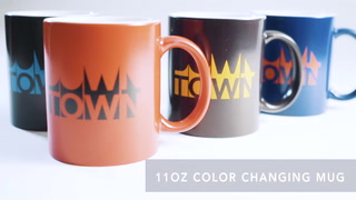 11oz Color Changing Mug