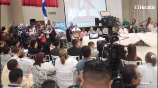 Inicia diálogo alternativo convocado por la Plataforma de Salud y Educación