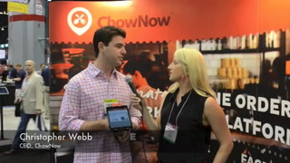ChowNow integrates social media with online, mobile ordering
