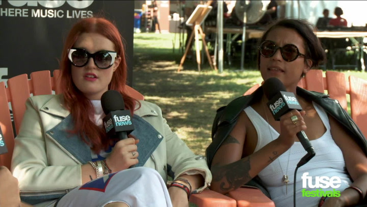 Icona Pop Wants to Confuse You At Lollapalooza