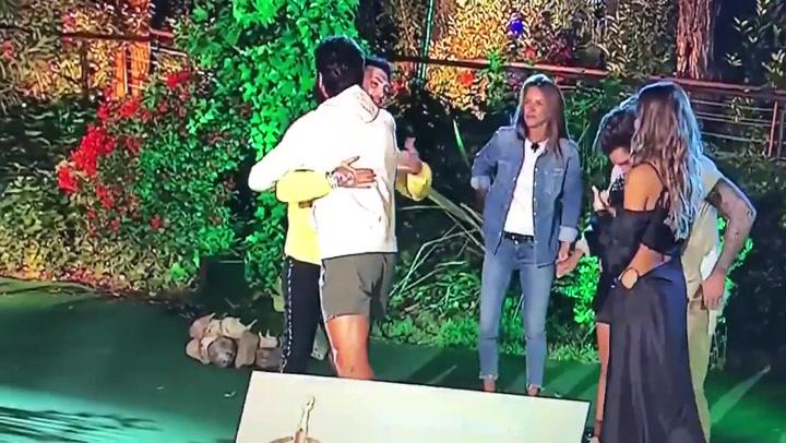 La brutal pillada a Omar Montes con el ganador de 'Supervivientes' cuando creían que las cámaras no grababan
