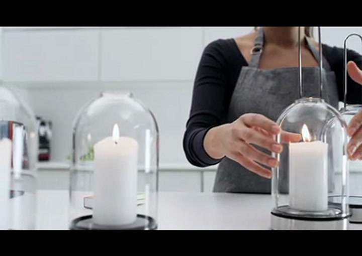 Preview image of Eva Solo Hurricane Lamp video