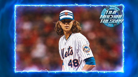 Jacob deGrom dominates at 2015 All-Star Game