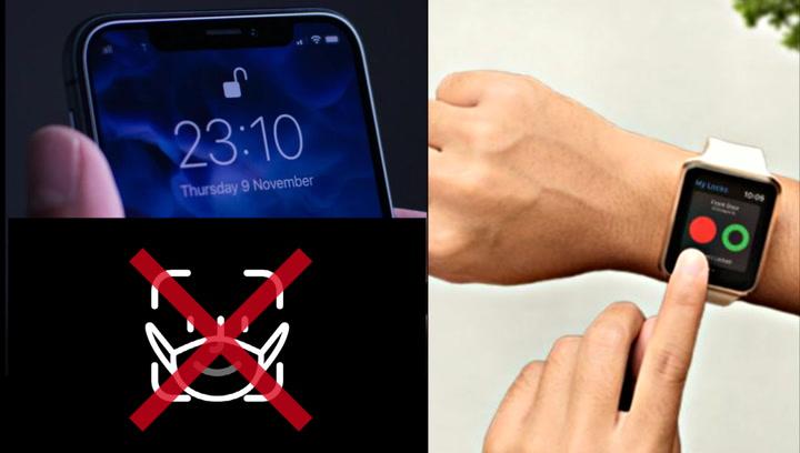Así podrás desbloquear tu iPhone aunque no reconozca tu rostro por la mascarilla