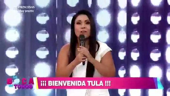 Tula Rodríguez se prepara para el regreso de En Boca de Todos y comparte los resultados de su prueba molecular