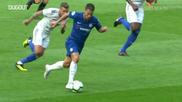 Eden Hazard's Best Chelsea Goals 2018-19