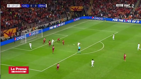 Video: Toni Kroos anota el 1-0 del Real Madrid ante Galatasaray en la Champions League
