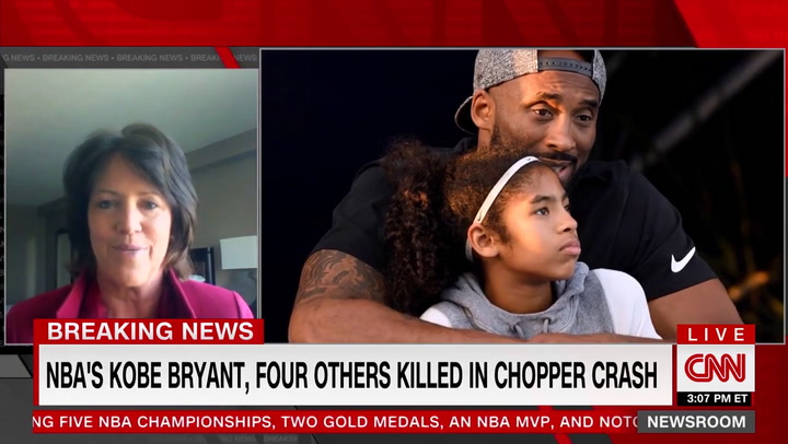 CNN Sports Analyst Christine Brennan Recalls Kobe Bryant Sexual Assault Allegations on Heels of Death