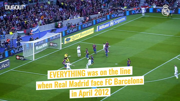 Real Madrid break FC Barcelona's 55 game unbeaten run