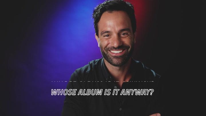 WATCH: Ramin Karimloo Plays 'Whose Album Is It Anyway?'