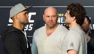 UFC 235 Media Day Highlights