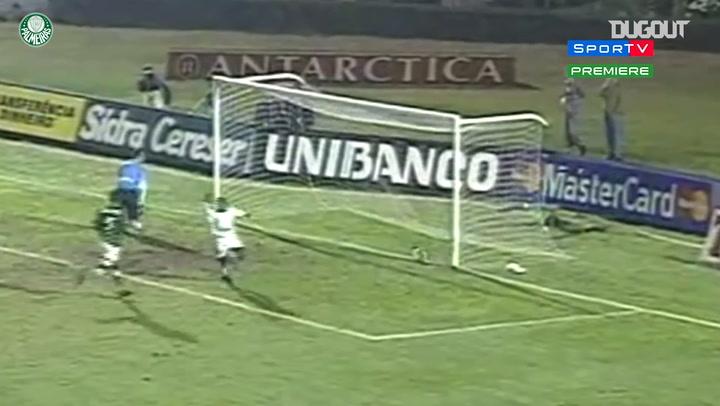 Relembre o título do Palmeiras na Libertadores de 1999