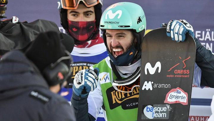 """Lucas Eguibar: """"No me lo puedo creer, ser campeón del mundo es un sueño"""""""