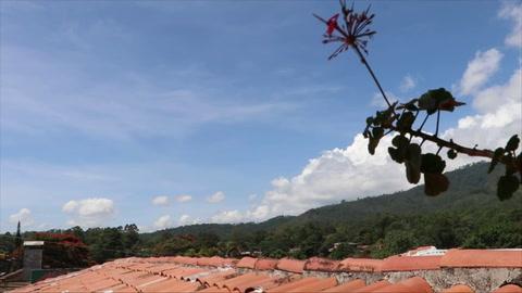 Time-Lapse: una tarde en Valle de Ángeles, Honduras