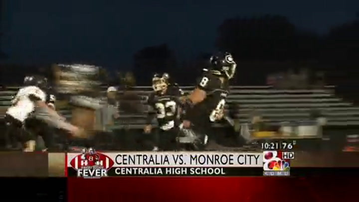 Monroe City at Centralia FNF Week Six