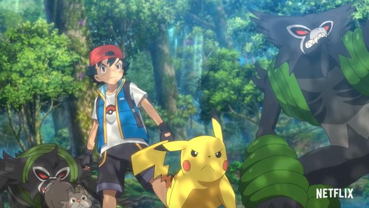 'Pokémon the Movie: Secrets of the Jungle' Trailer