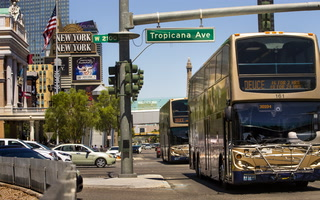 RTC bus revenue drops on Las Vegas Strip