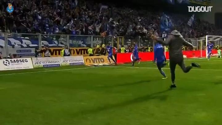 Last Minute Goals: Hernâni Vs Boavista