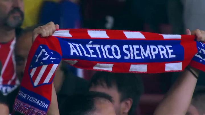 Atlético de Madrid, en modo Champions